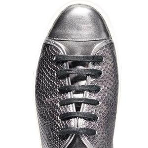 COLE HANN Hendrix Snake-Embossed Leather S…